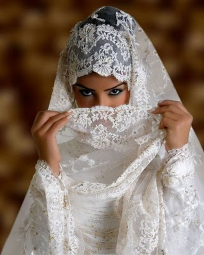 если новобрачная ночь арабских женщин сами